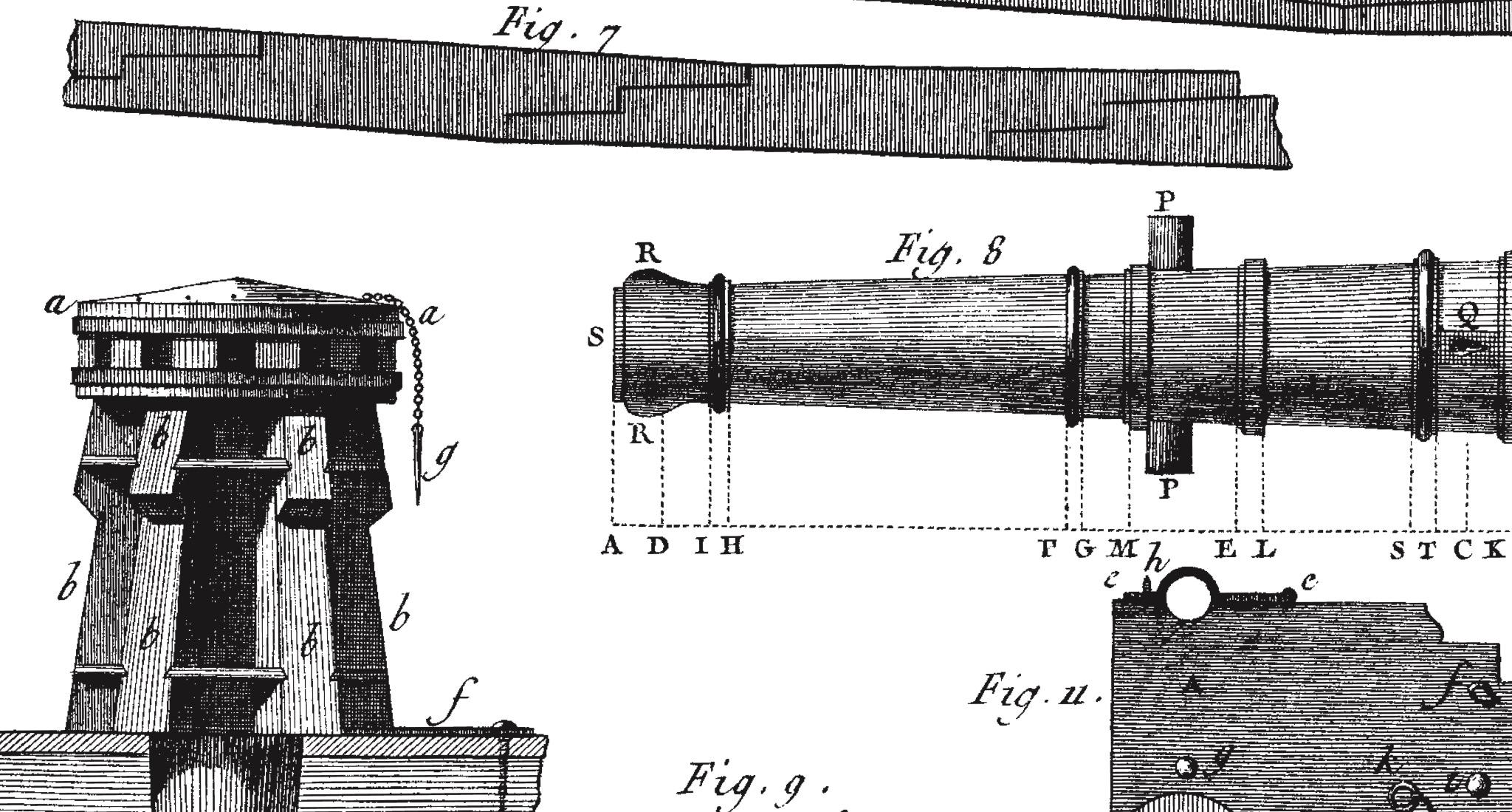 ENCYCLOPÉDIE MÉTHODIQUE MARINE 1783-1787