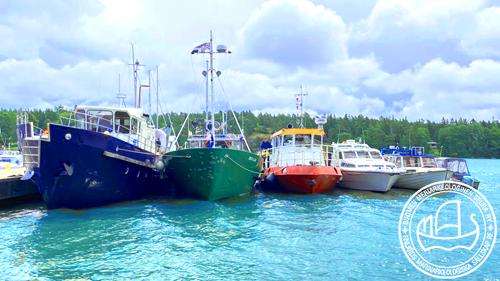 MAS kenttätyöleirin tutkimuslaivasto rikkoi  taas Suomen ennätyksen koossa ja määrässä